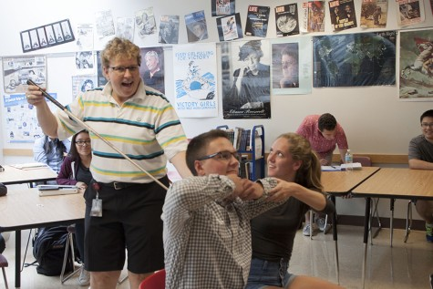 New Class About Assassination Fascinates Students
