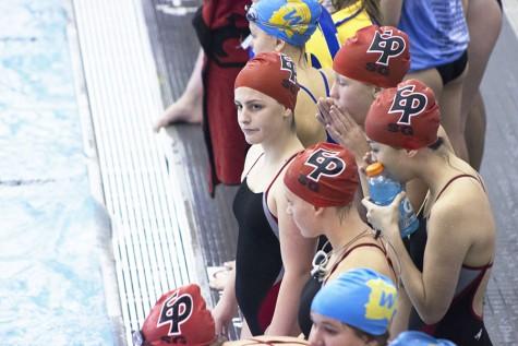 Girls Swim and Dive