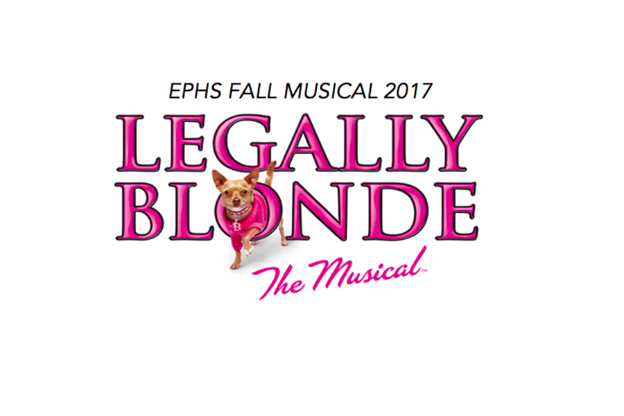 Legally Blonde as the fall musical