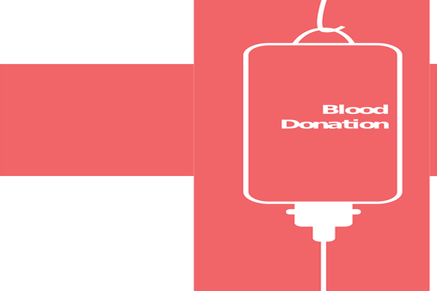 Donate+blood+to+the+second+blood+drive