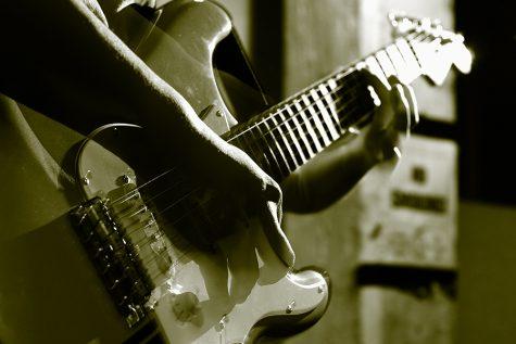 Donate through the blues rock concert