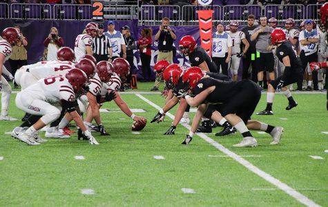 State Semifinal Football Game