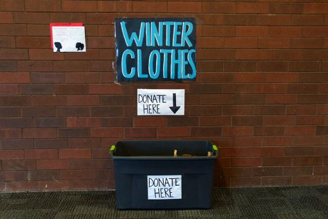 Donate to the NHS winter clothing drive