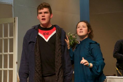 Students present heartwarming comedy: winter play preview