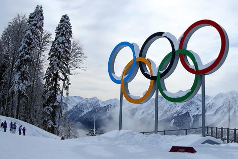 Looking ahead to the Olympics