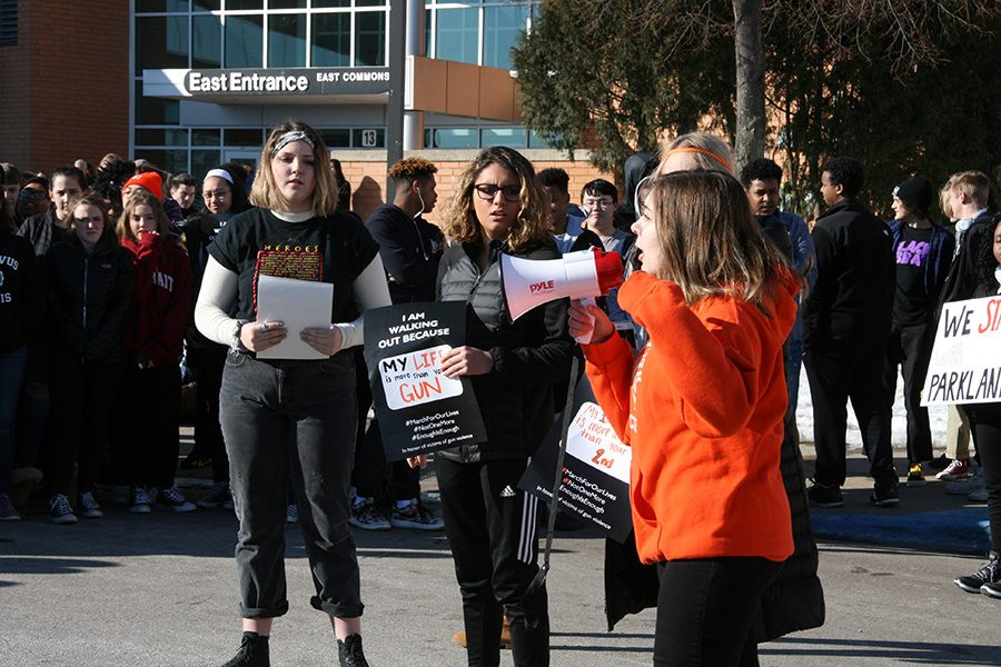 Student Walkout Photos