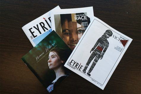 Literary and Eyrie Magazine Submissions