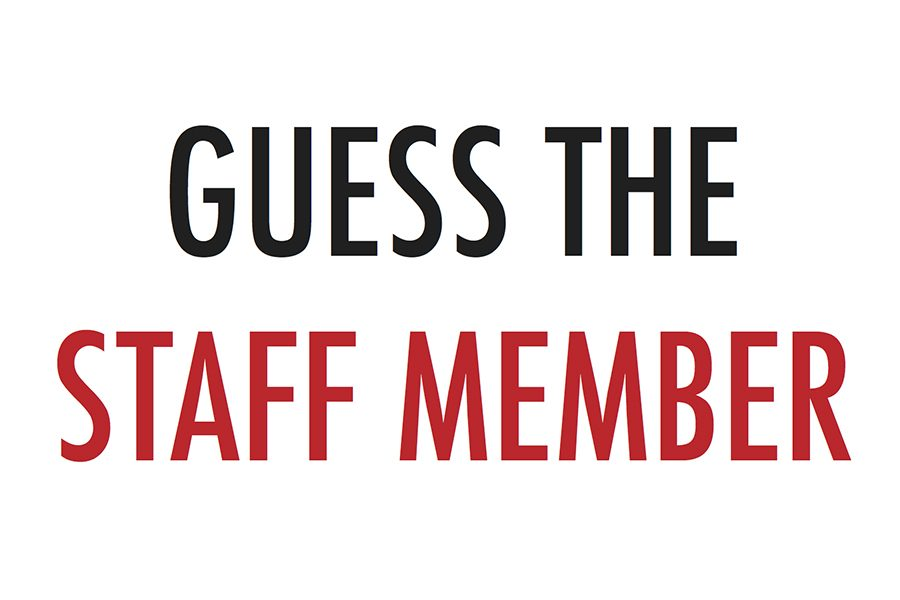 Guess the Staff Member Results!