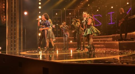 Review of SIX the Musical