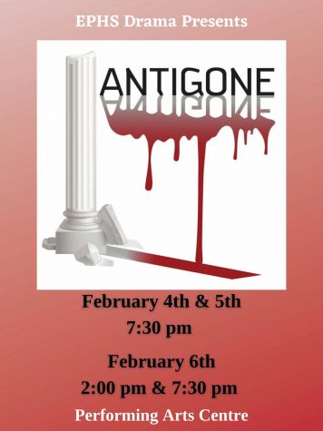Antigone– Winter Play