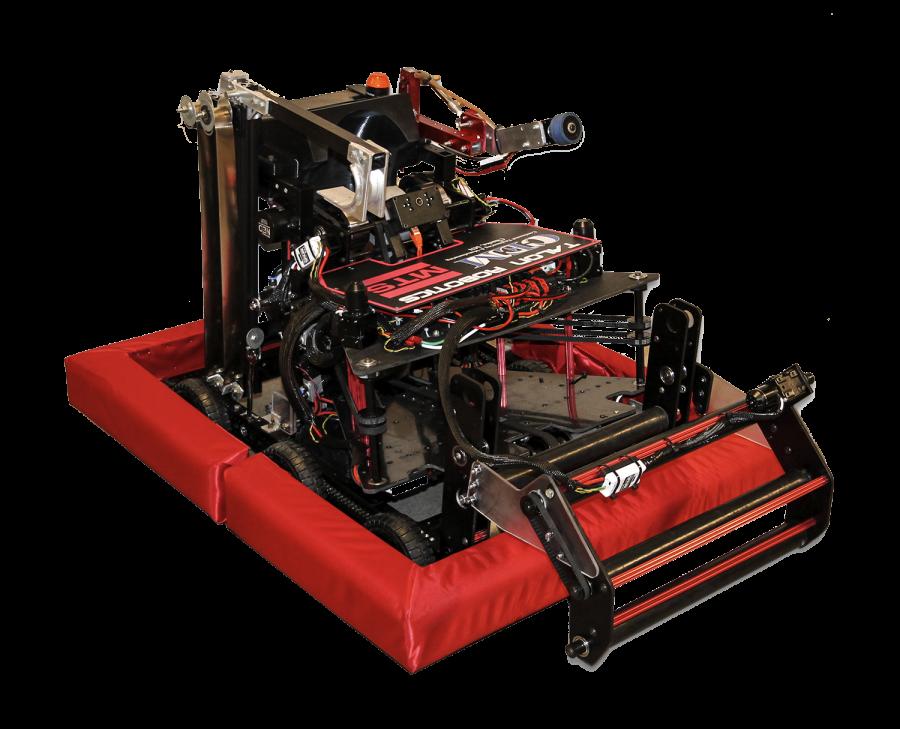 The+Talon+Robotics+Teams+robot.+Photo+submitted.