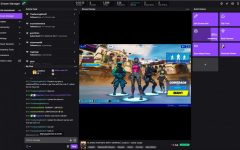 Murthys stream manager for streaming and running advertisements.