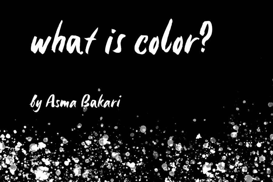 What Is Color?- Q&A with Asma Bakari, Winner of Black History Month Art Contest